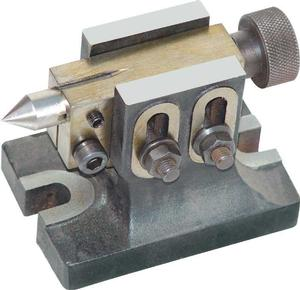 Tailstock Adjustable For Rotary Table 4