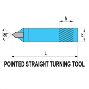 POINTED STRAIGHT TURNING TOOL