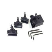 Quick Change Toolpost - 5 pc Set