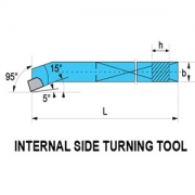 INTERNAL SIDE TURNING TOOL